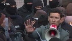 «Провокаторы» на митинге 28 февраля. Кто они?