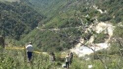 Հերթական փլուզումը. Շամլուղի հանքավայրի հարևանությամբ բնակվողները վախեցած են