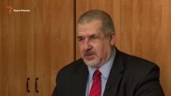 Рефат Чубаров про розмову депутатів у залі Верховної Ради Криму 26 лютого 2014 року (відео)
