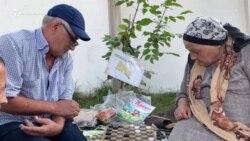 Дагестан. Бабушка Хадижат – непобедимая шашистка