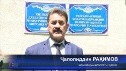 Манъи пасвандҳои русӣ дар номҳои тоҷикӣ