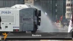 Turska: Sukob policije i demonstranata u Ankari i Istanbulu