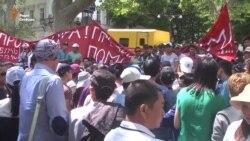 В'єтнамці пікетували Одеську прокуратуру (відео)