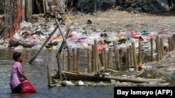 """A világ környezeti szennyezések és más tényezők miatt """"legkockázatosabbnak"""" számító 100 városából 99 Ázsiában található"""