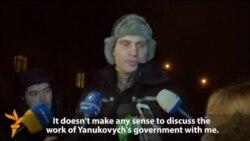 Кличко: Ман дар ҳукумати Украина ҷое барои худ намебинам