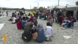 Река мигранти низ Македонија, проблеми нема