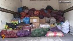 Жителька села Ленінське зібрала п'ять тонн продуктів для вояків