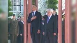 Мулоқоти Обама бо сарони Фаластин