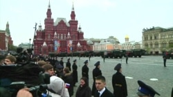 9 травня: Парад у Москві