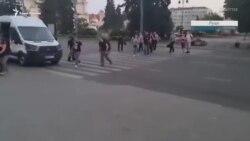 Луцк: заложники на свободе, захватчик задержан (видео)