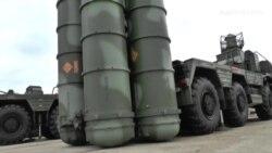 В анексованому Севастополі розгорнули другий дивізіон російських ЗРК С-400 (відео)