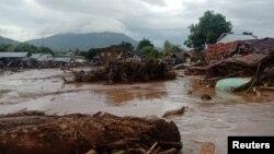 سیلابها در اندونیزیا