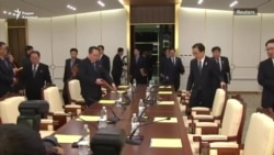Северная и Южная Корея договорились снизить военную напряженность