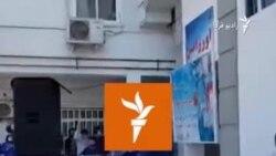 جشن در بیمارستان رازی رشت، استان گیلان