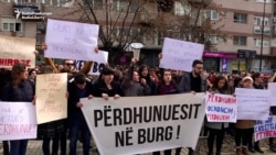 Kosovars Demand Action In Alleged Police Rape Case