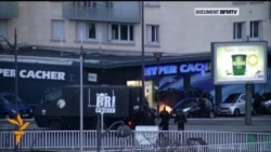 French Police Raid Kosher Market, Kill Gunman