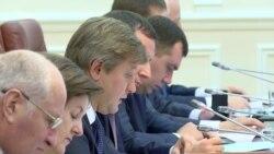 На засіданні уряду вимагали відставки голови ДФС (відео)