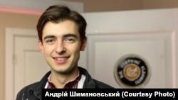 «Найголовніше – усвідомити, що в наш час досить важливо поширювати і популяризувати українську мову» – Андрій Шимановський