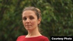 Драгана Велковска, активистка и членка на Советот на Град Скопје