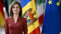 Cu ce revine președinta Maia Sandu de la Bruxelles?