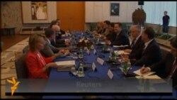 Van Rompuy u Beogradu