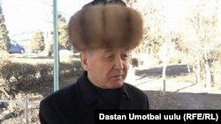 Бактыбек Секимов.