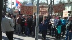 Protest željezničara RS: Do kad ćete kršiti zakone
