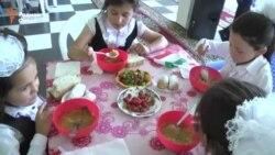 Ғизои ройгон барои 1400 толибилм дар Роғун