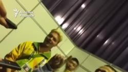 Ниджат Раxимов после победы в Рио