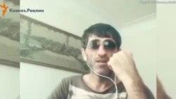 Житель Чечни стал звездой интернета