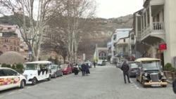 Коронавирус меняет жизнь Тбилиси