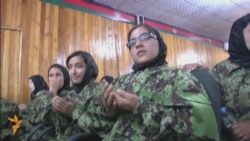 Afghan Women To Join Air Force