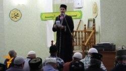 Чаллының Рамазан мәчетендә Корбан гаете