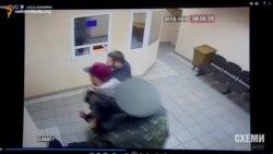 Відео затримання журналістів «Схем», надане СБУ. Напад вирізано