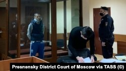 Сайд-Магомед Джумаев в суде