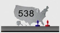 SAD: Za pobjedu potrebno 270 elektorskih glasova