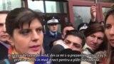 Declarații Laura Codruța Kovesi la sfârșitul primelor audieri de la secția specială pentru anchetarea magistraților a Parchetului General