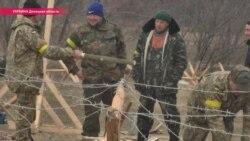 Покрышки в огне и штурм редутов. Почему блокаду Донбасса силой не остановить