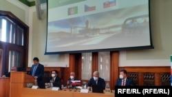 اجلاس هیئت بلند پایه حکومت افغانستان روی تقویت روابط اقتصادی و تجارتی، با سرمایه گذاران چکی و سلواکی
