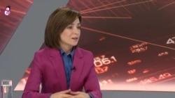 Maia Sandu a plecat la Kiev, în prima sa vizită în străinătate ca președintă