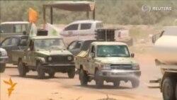 Ироқ армияси Фаллужада ИДга қарши жанг олиб бормоқда