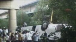تصادف اتوبوس در ترکیه