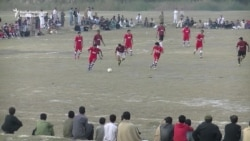 Former Taliban Haven Hosts Soccer Tournament