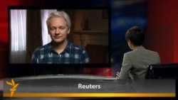 Assange Says He Had 'Indirect Contact' With Snowden