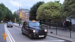 Лондонские таксисты недовольны Играми