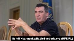 Олексій Данілов, секретар Ради національної безпеки і оборони України