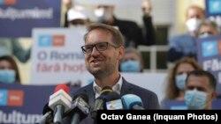 Dominic Fritz, noul primar al Timișoarei