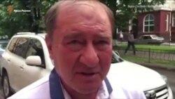 İlmi Umerovğa taqiqat malümatını faş etmemesi aqqında imza qoydurdılar (video)