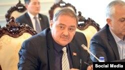 Nodirbek Karimov