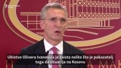 Stoltenberg o ubistvu Ivanovića